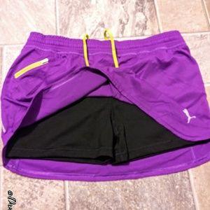 PUMA sports skirt